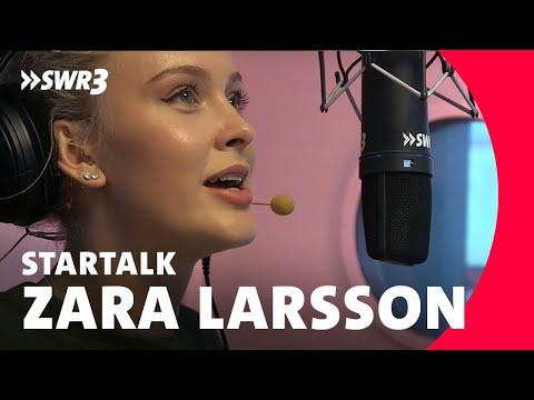 Malstunde mit Zara Larsson   New Pop Festival 2016