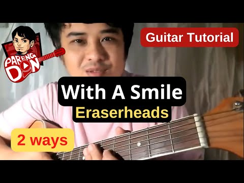 With a Smile Chords (Eraserheads) Guitar Tutorial - YouTube - MusicBaby