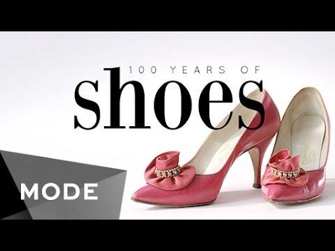 Как менялась мода за 100 лет (видео)