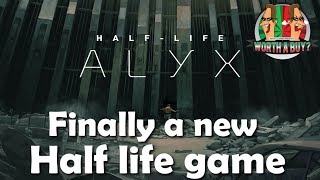 Finally a New half Life Game - Right guys?