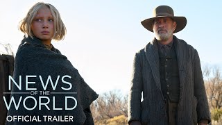 News of the World - Official Tra HD