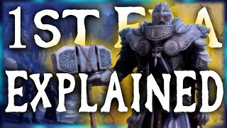 The First Era EXPLAINED! Ayleids, Dwemer, Akaviri Invasions - Elder Scrolls Lore
