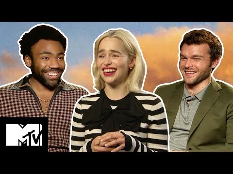 Solo: A Star Wars Story Cast's Funniest Moments | MTV Movies