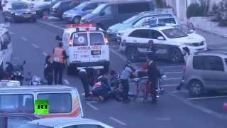 Теракт в синагоге в Иерусалиме