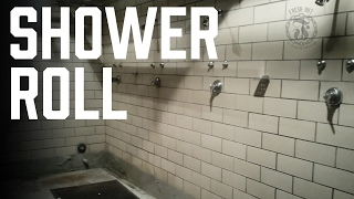 Shower Roll - Watch out for doodoo Stains - Prison Talk 9.6