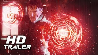 Doctor Strange 2: in the Multiverse of Madness - Teaser Trailer Concept (2022) Marvel Movie