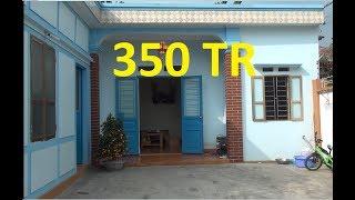 NHÀ 1 TẦNG ĐẸP HIỆN ĐẠI 350 TR | NỘI THẤT XANH | MÃ SỐ UB 2