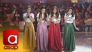 ASAP: Birit Queens' sing OPM pop hits