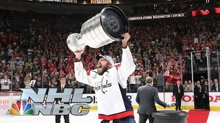 Ovechkin, Capitals hoist the Stanley Cup | NHL | NBC Sports