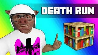 Gmod Deathrun Funny Moments - Minecraft Edition! (Knowledge) - YouTube