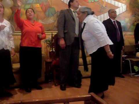 COROS PENTECOSTALES DE UNCION Y PODER- IGLESIA CRISTIANA PENTECOSTAL GETSEMANI