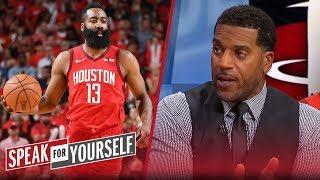 James Harden isn't issue on Rockets, Mike D'Antoni is - Jim Jackson | NBA | SPEAK FOR YOURSELF