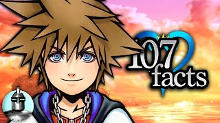 107 Kingdom Hearts Facts YOU Should KNOW | The Leaderboard