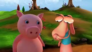Five Little Duks |Little BaBy Bum | Nursery Rhymes for BaBies | videos fo...