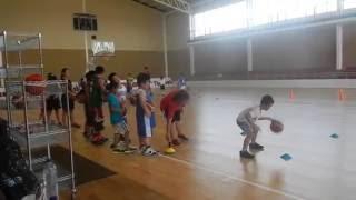 Practice Basketball KU-10 The Hawk Basket Ball Club at BSD City