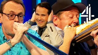 Sean Lock COMPLETELY DERAILS Show With His Horn! | Sean Lock 8 Out Of 10 Cats Does Countdown Pt. 4