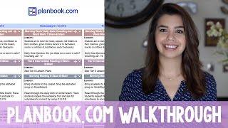Planbook com Walkthrough ~ Teacher Organization Tool
