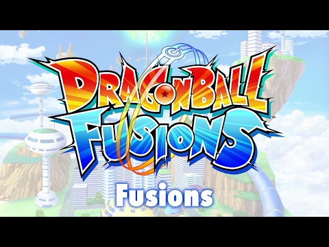 Dragon Ball Fusions - 3DS - The Fusion Dance (now available!) (Italian)