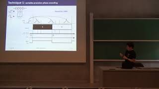 COSIC seminar - ES-TRNG: A High-throughput, Low-area True Random Number Generator... (Bohan Yang)