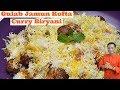 Gulab Jamun Kofta Biryani - Lunchbox Recipes - Simple Vegetarian Biryani - Cooker Biryani Recipes