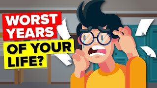 Why Your Life Will Get Harder After Your Teenage Years