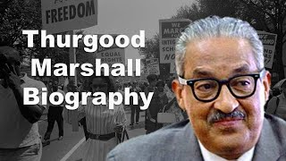 Biography  - Thurgood Marshall | TV Documentary | Classic TV Show | lawyer | Civil Rights Activist