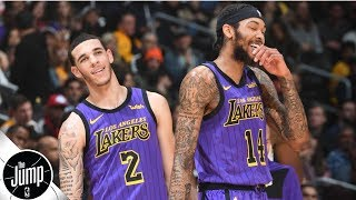 Lonzo Ball and Brandon Ingram lack a passion for the game - Marc J. Spears | The Jump