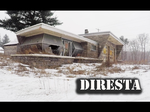 ✔ DiResta 21 Abandoned  Gas Station