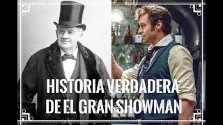 La historia VERDADERA de P.T. Barnum (EL GRAN SHOWMAN)