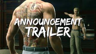 Yakuza Kiwami 2 - Trailer d'annuncio