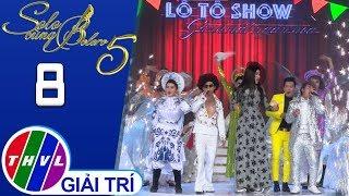 THVL | Thử thách tài năng: Lô Tô Show - Gánh hát ngàn hoa | 5 thí sinh Solo cùng Bolero