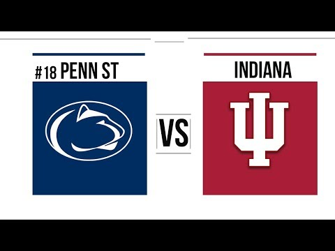 Week 8 2018 #18 Penn State vs Indiana Full Game Highlights