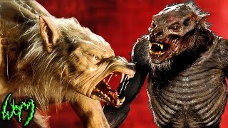 What's the difference between a Lycan and Werewolf
