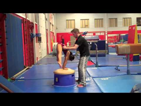 straddle press handstand progressions  youtube