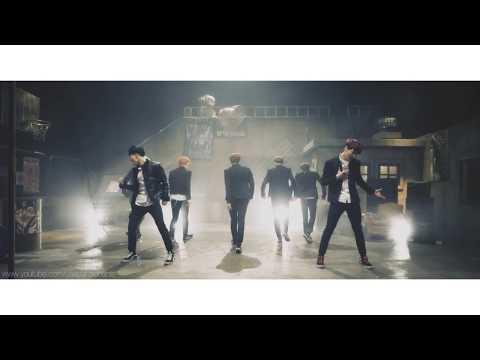 BTS & JBJ - Boy In Luv X Fantasy '상남자X판타지' MASHUP