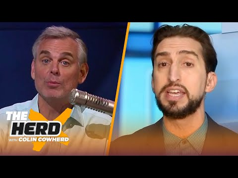 Nick Wright on Browns vs Chiefs Week 1 matchup, talks Lakers' win over Knicks and Tebow | THE HERD