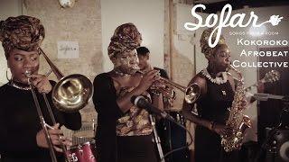 Kokoroko Afrobeat Collective - Colonial Mentality | Sofar London - YouTube
