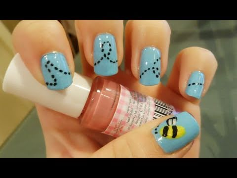 Bumble Bee Nails Youtube