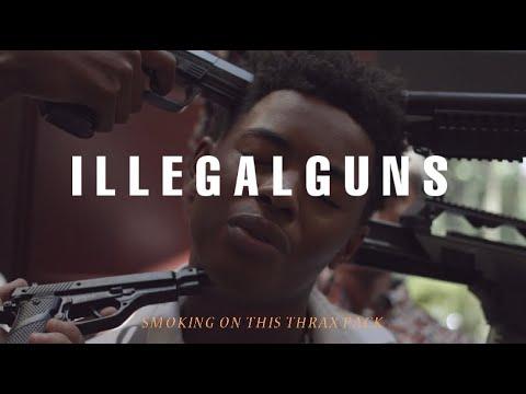 """YSN Flow - """"Illegal Guns"""" (Official Music Video)"""
