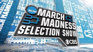 2021 March Madness Selection Show