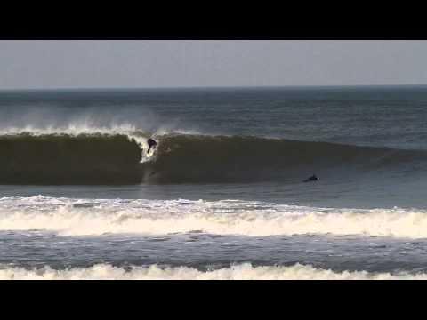 SURFING LBI, NJ 3/8/14