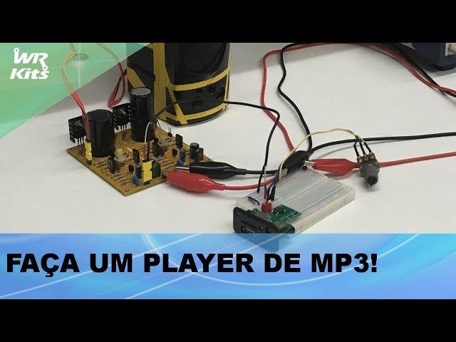 MUITO FÁCIL! FAÇA UM PLAYER DE MP3!