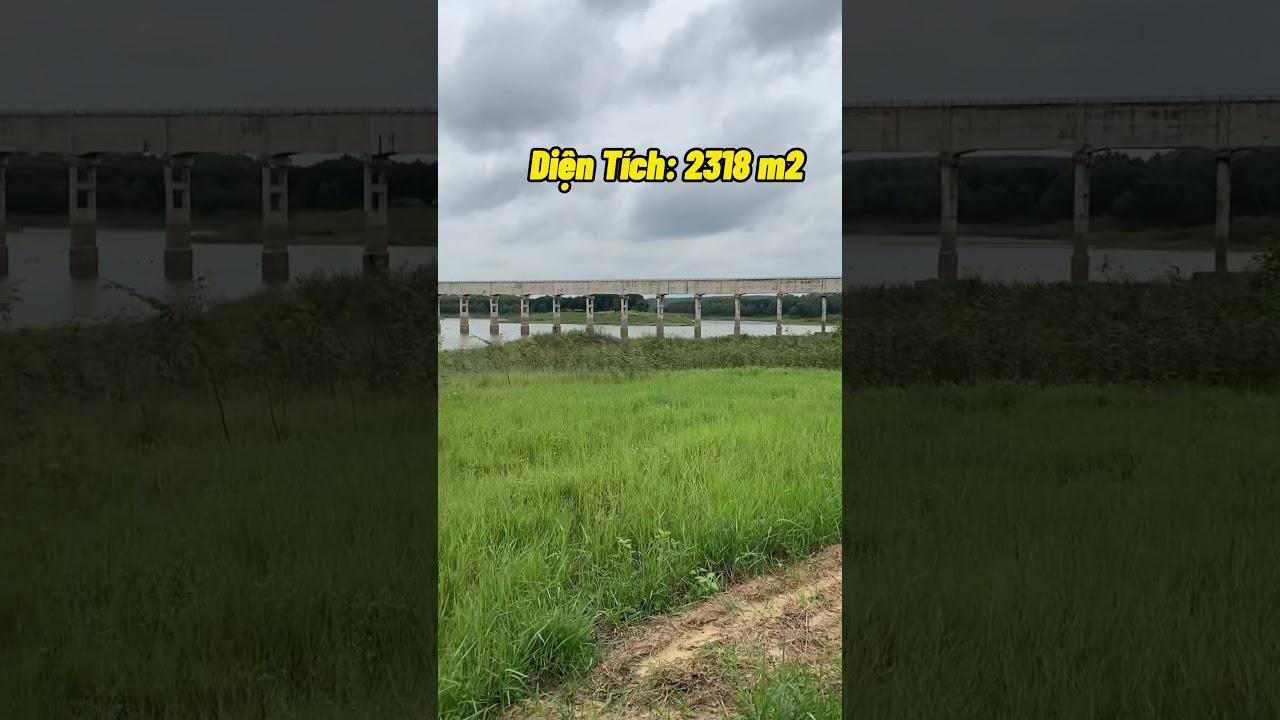 Lô đất ngay hồ Suối Rao tuyệt đẹp thích hợp làm nghỉ dưỡng X. Suối Rao, H. Châu Đức, BR VT video