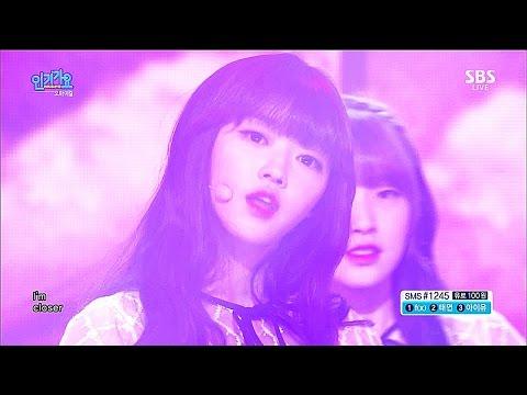 오마이걸 (oh my girl) - CLOSER 교차편집 ( closer stage mix )