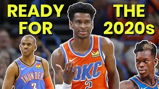 THE OKC THUNDER WILL BE THE TEAM TO BEAT IN THE 2020s!   Time to forget Durant, Westbrook & Harden!!