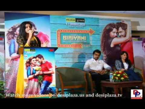 Biryani Movie cochin press meet