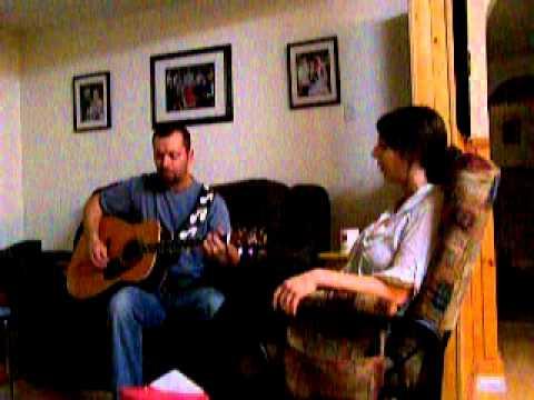 "Sacha-Lee singing Ashton Shepherd's ""Lost In You"""
