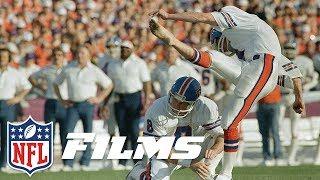 The Era of the Barefoot Kicker | NFL Films Presents