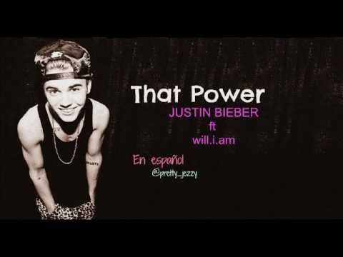 Baixar Will.i.am - That Power ft. Justin Bieber (LETRA ESPAÑOL)