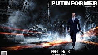 Tổng Thống Putin 16 Năm Trên Đỉnh Cao Quyền Lực. Tái Sinh Nước Nga Vĩ Đại